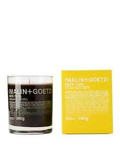 MALIN and GOETZ - Dark Rum Candle