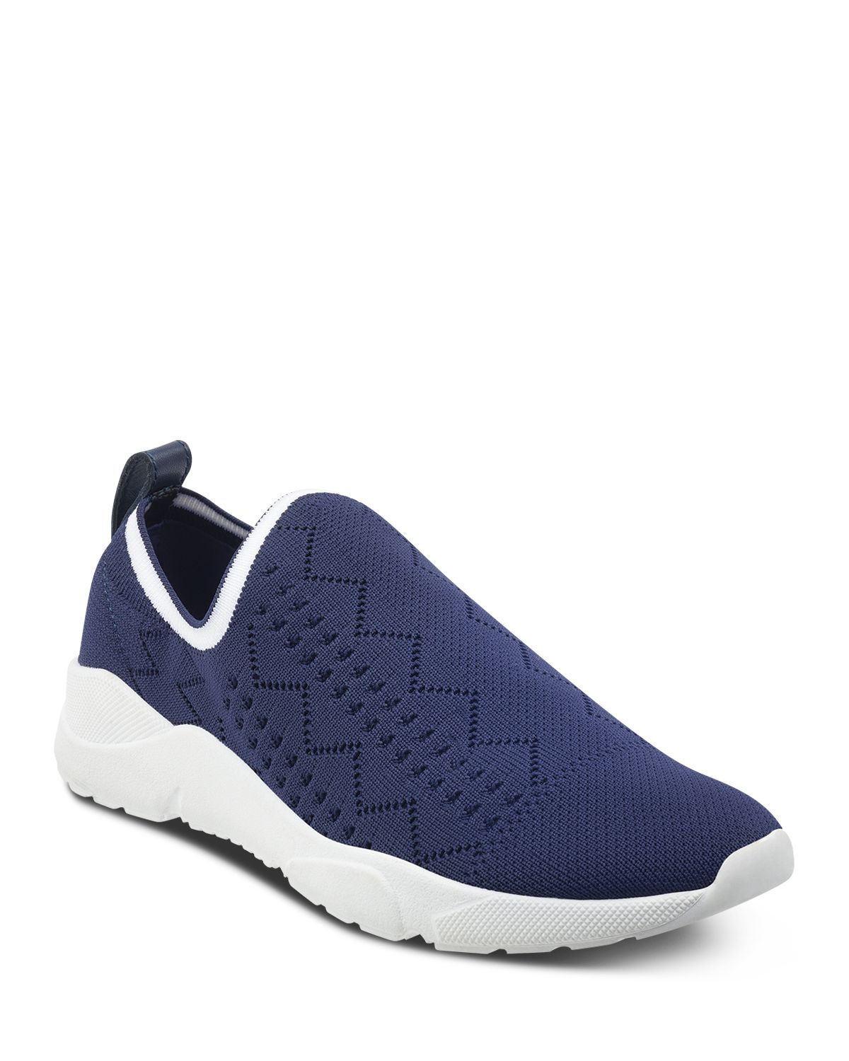 MARC FISHER Women's Karri Knit Slip-On Sneakers