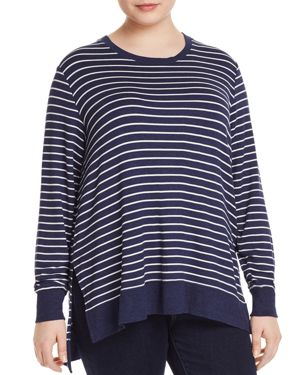 Marc New York Performance Plus Striped High/Low Top