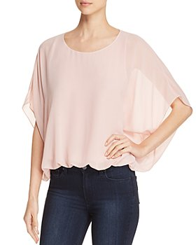 VINCE CAMUTO - Batwing Blouse - 100% Exclusive