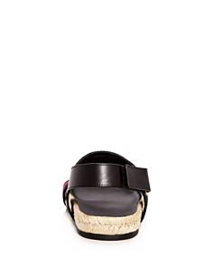 Gucci - Men's Striped Sandals