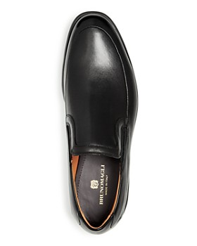 Bruno Magli - Men's Vegas Leather Apron Toe Loafers