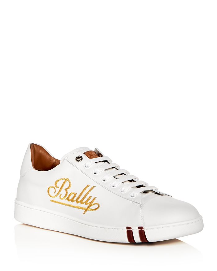 Bally - Men's Winston Leather Lace Up Sneakers