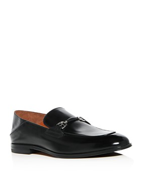 Bally - Weliton Leather Convertible Apron Toe Loafers