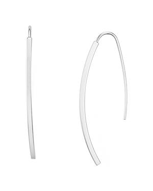 Argento Vivo Mini Vine Threader Earrings