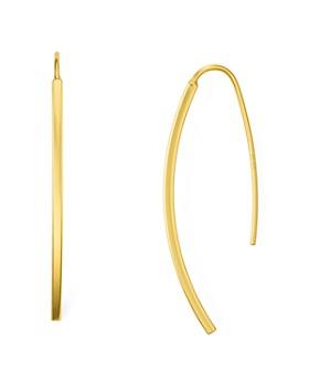 Argento Vivo - Mini Vine Threader Earrings