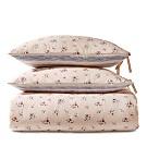 Sparrow & Wren Floral Stripe Reversible Duvet Set, King - 100% Exclusive