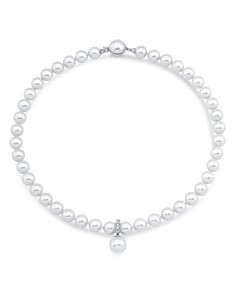 "Majorica Simulated Pearl Strand Necklace, 18"" - Bloomingdale's_0"