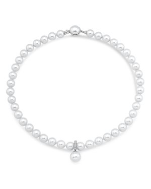 Majorica Simulated Pearl Strand Necklace, 18