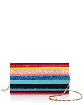 Sondra Roberts - Resin Flap Clutch