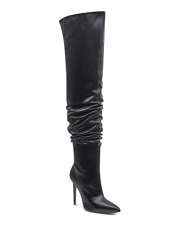 KENDALL and KYLIE - Women's Alexx Over-the-Knee Slouch Boots