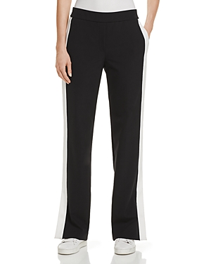 Theory Side-Snap Track Pants