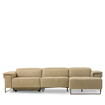 Giuseppe Nicoletti - Square Motion Sectional - 100% Exclusive