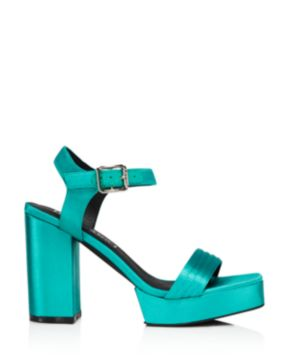 For Sale Cheap Online Buy Cheap Discount Sol Sana Women's Cathy Satin Platform Sandals - 100% Exclusive Outlet Find Great Extremely For Sale Free Shipping Best Place ZCcJBU