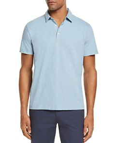 Theory Bron Short Sleeve Polo Shirt - Bloomingdale's_0