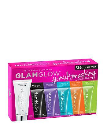 GLAMGLOW - #Multimasking Mask Treatment Gift Set ($97 value)