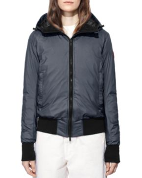 Canada Goose Dore Hoody Down Bomber Jacket