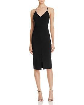 eba2e1868a03 LIKELY - Brooklyn Front-Slit Dress ...