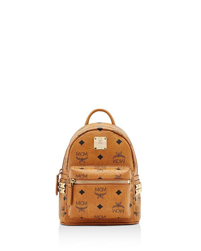MCM - Extra Mini Side Stud Stark Backpack