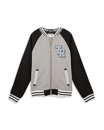 True Religion - Boys' Varsity Jacket - Little Kid, Big Kid