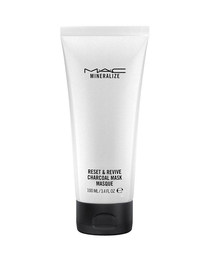 M·A·C - Mineralize Reset & Revive Charcoal Mask, Mineralize Total Detox Collection 3.4 oz.