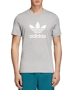 adidas Originals Trefoil Short Sleeve Tee - Bloomingdale's_0