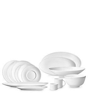 L'Objet - Corde White Dinnerware