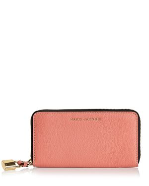 Marc Jacobs The Grind Standard Continental Leather Wallet 3028715