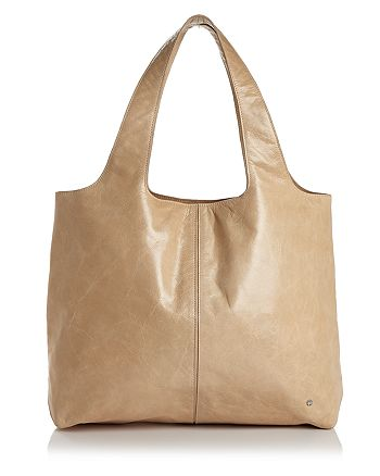 HALSTON HERITAGE - Tina Large Open Soft Leather Tote 68213b091c1ba