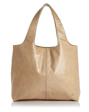 Halston Heritage Tina Large Open Soft Leather Tote 3139793