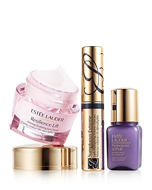Estee Lauder Beautiful Eyes Gift Set: Lift + Firm For Smoother, Radiant, Youthful-Looking Skin ($92 value)
