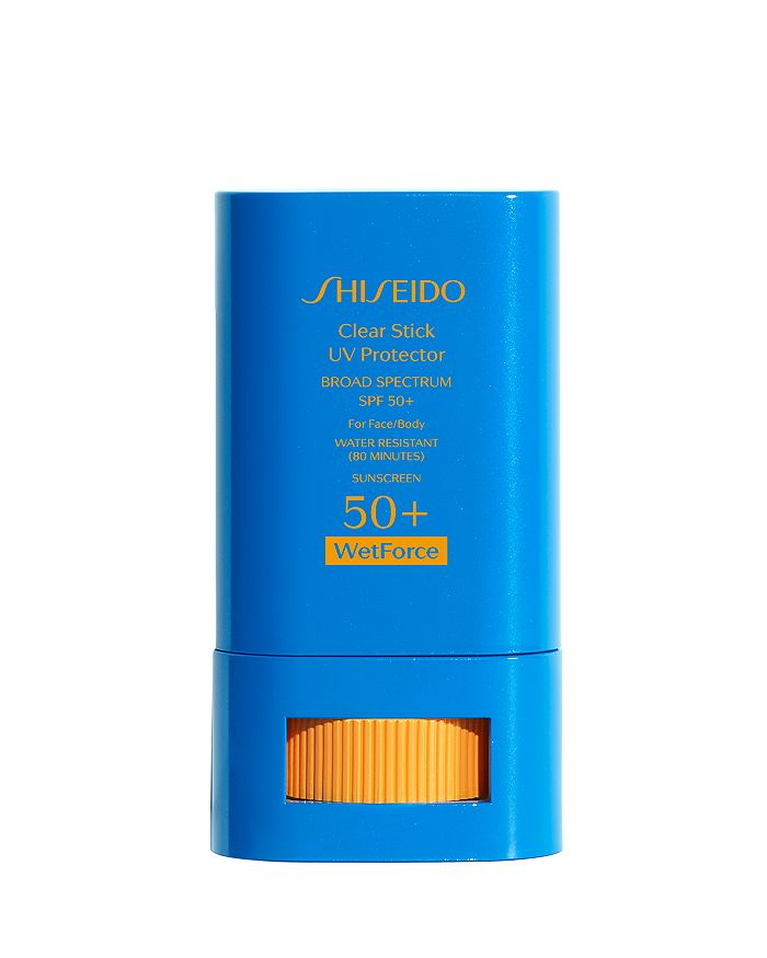 Shiseido - Clear Stick UV Protector Broad Spectrum SPF 50+