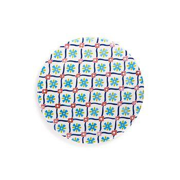 Dansk - Pelle Diamond Melamine Salad Plate - 100% Exclusive