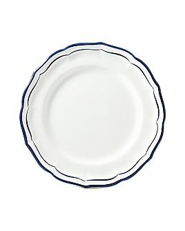 Gien France - Filet Indigo Dinner Plate