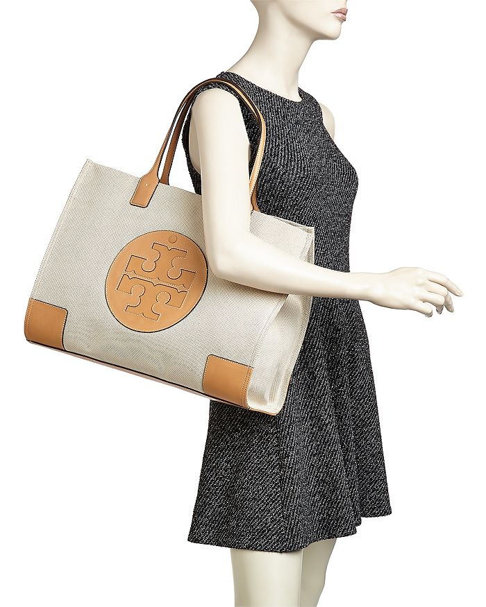 629b0f4d8ab Tory Burch - Ella Canvas Tote