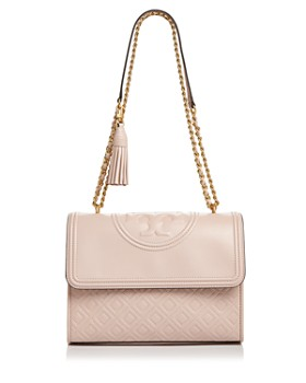 Tory Burch - Fleming Convertible Leather Shoulder Bag ... cd80334636eda