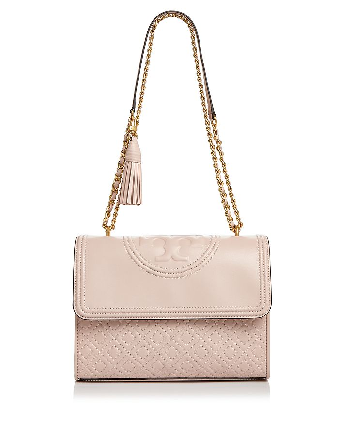 c5c3d6ba594e Tory Burch - Fleming Convertible Leather Shoulder Bag