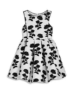 Pippa  Julie Girls Floral Lace Dress  Little Kid