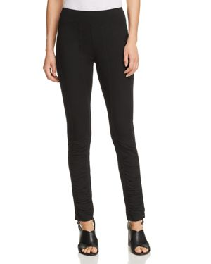 Xcvi Stretch Poplin Leggings