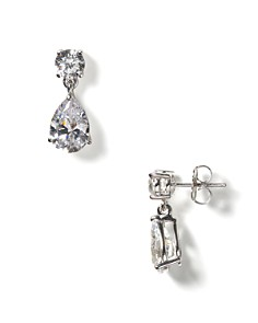 Crislu - Princess Drop Earrings