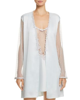 Showstopper Charmeuse Chemise