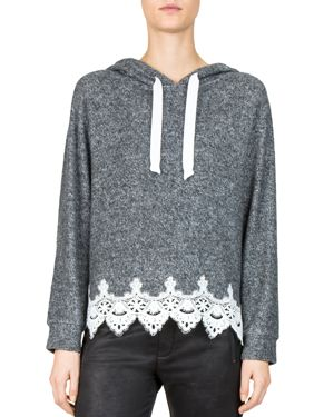 Sweet Fleece Hooded Sweatshirt