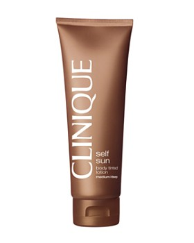 Clinique - Self Sun Body Tinted Lotion in Medium/Deep