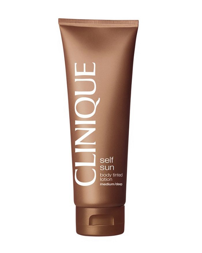 Clinique - Self Sun Body Tinted Lotion in Light/Medium