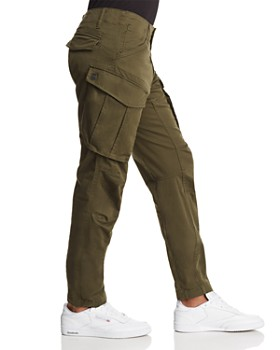 G-STAR RAW - G-STAR RAW Rovic New Tapered Fit Cargo Pants