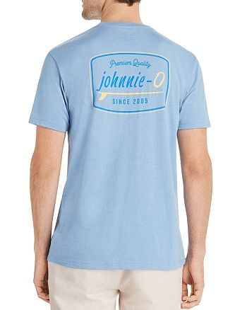 Johnnie-O - Deck Crewneck Short Sleeve Tee