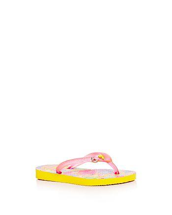 havaianas - Girls' Summer Slim Flip-Flops - Walker, Toddler, Little Kid