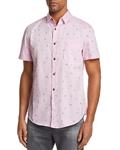 Sovereign Code Pismo Short Sleeve Button-Down Shirt - 100% Exclusive - Bloomingdale's_0