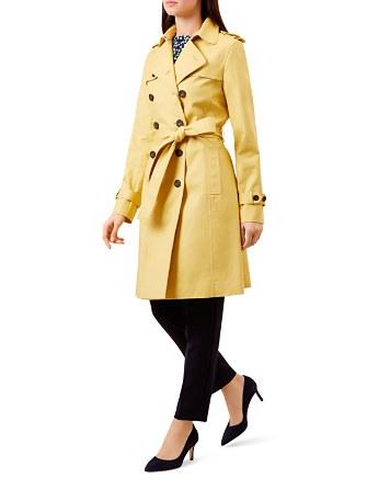 $HOBBS LONDON Saskia Trench Coat - 100% Exclusive - Bloomingdale's