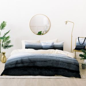 Deny Designs Monika Strigel within the Tides Stormy Weather Bed-in-a-Bag, King thumbnail